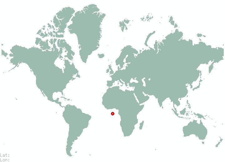 Amazing Ocho Rios In World Map